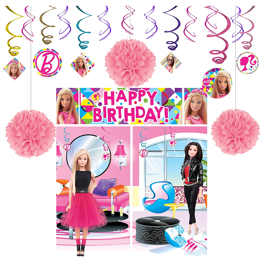 Barbie Decorating Kit Image #1