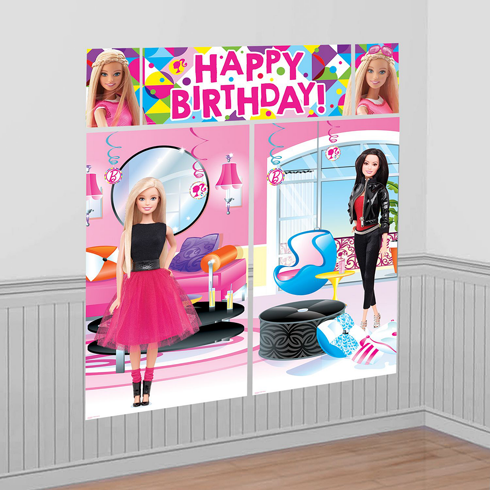 Barbie Decorating Kit Image #3