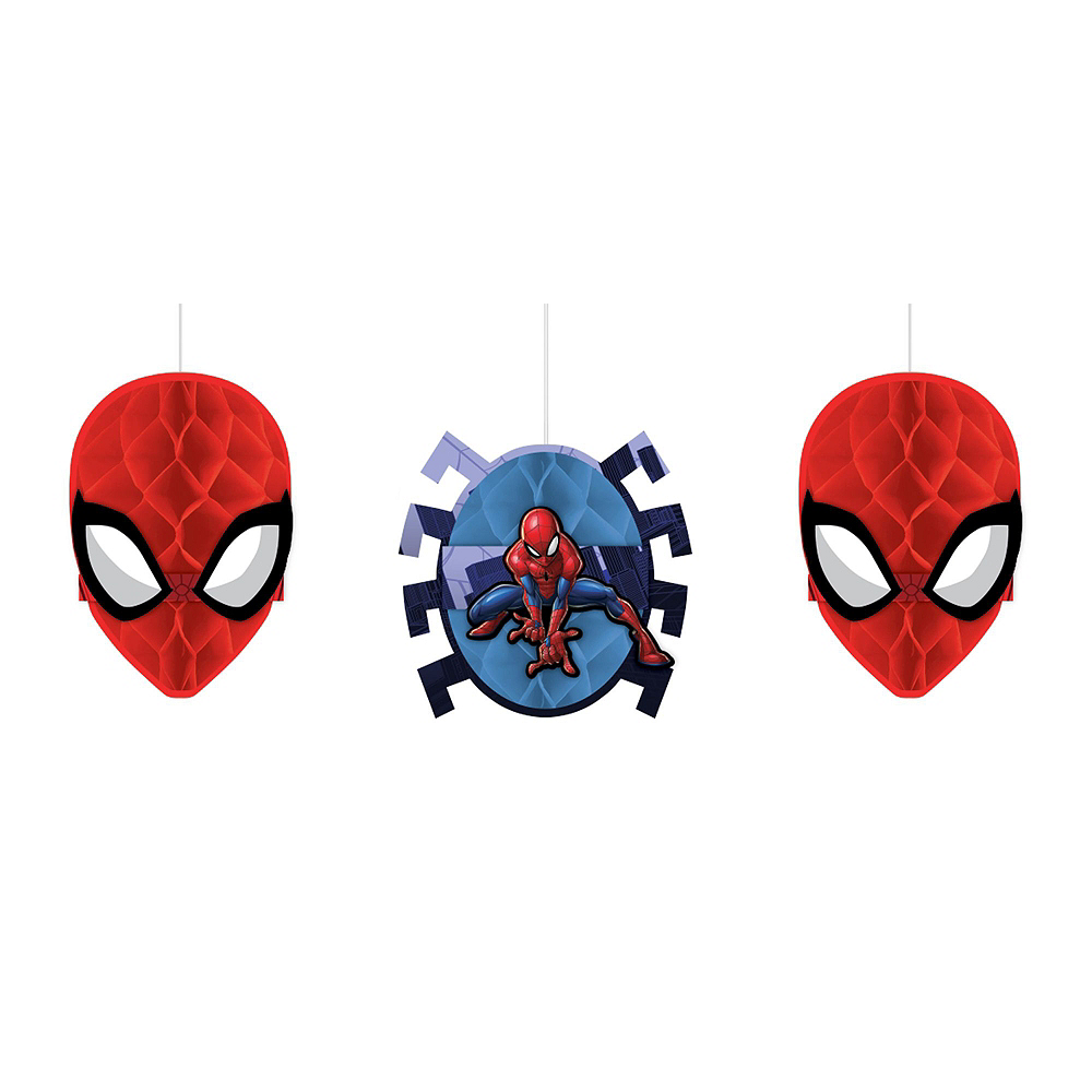 Ultimate Spider-Man Tableware Ultimate Kit for 16 Guests Image #18