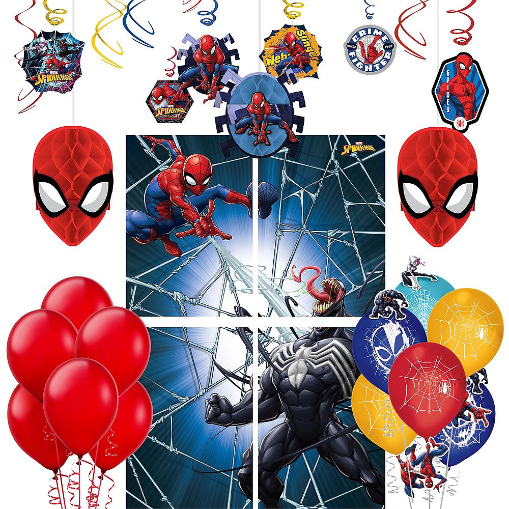 Ultimate Spider-Man Decorating Kit Image #1