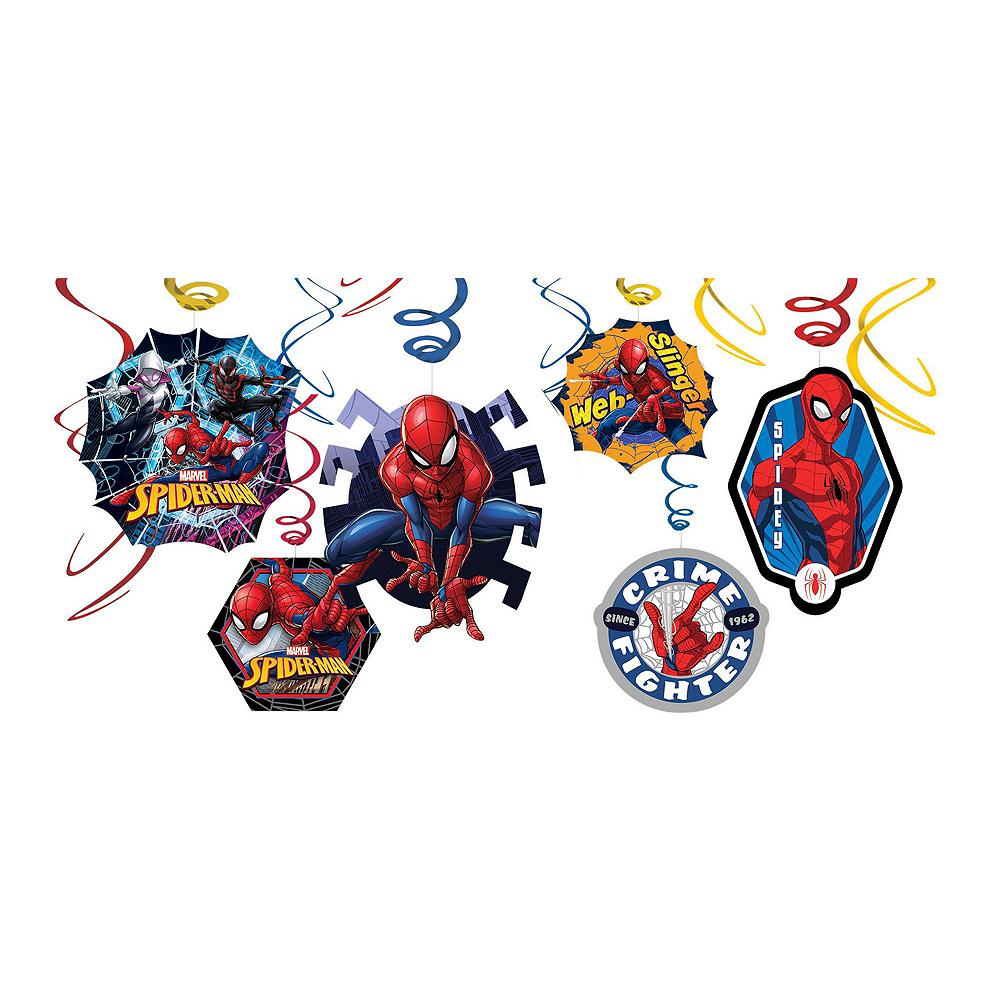Ultimate Spider-Man Decorating Kit Image #2