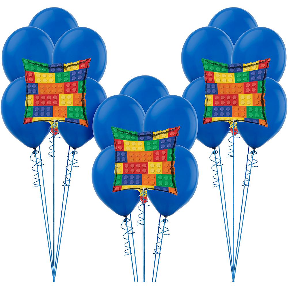 Building Blocks Balloon Kit Image #1