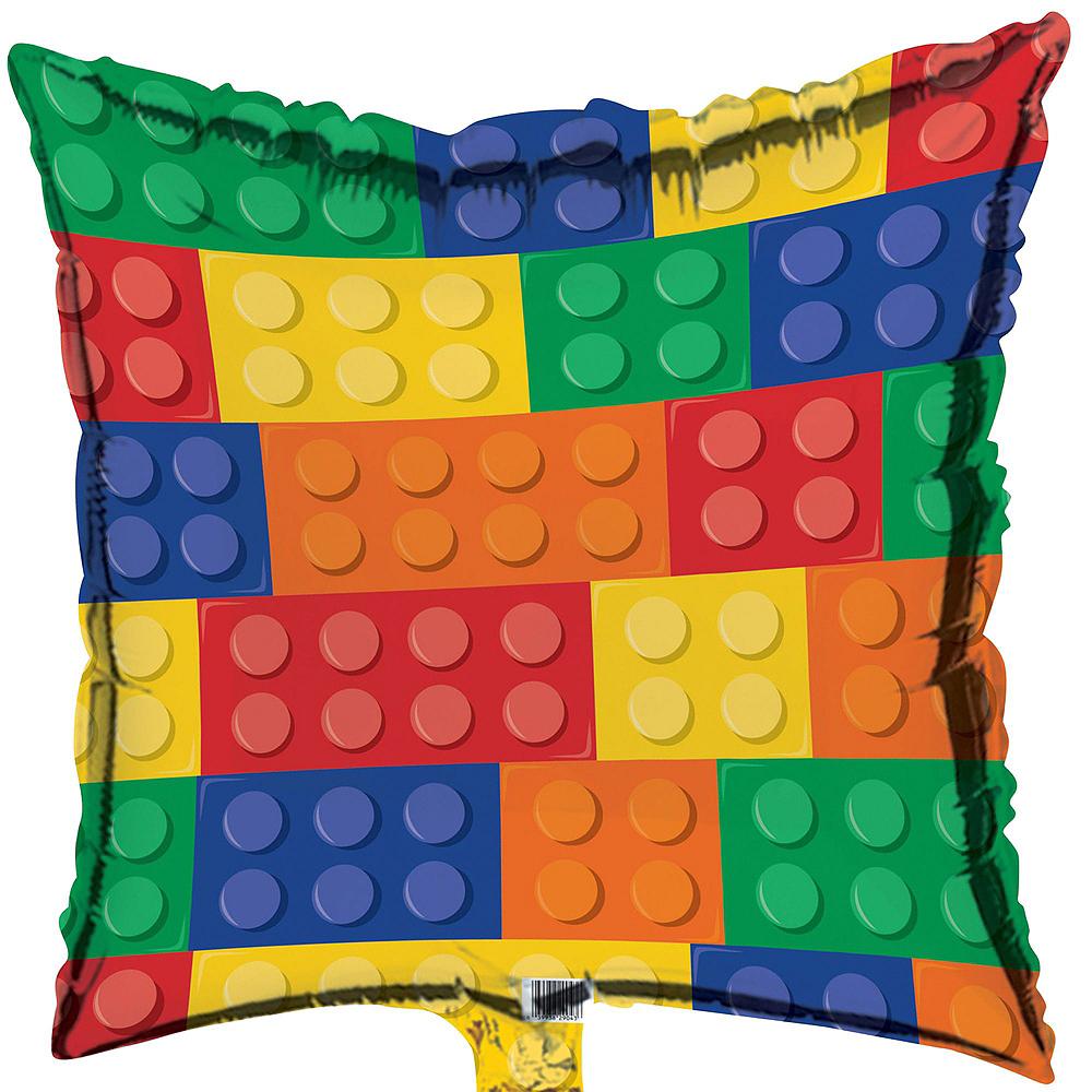 Building Blocks Balloon Kit Image #3