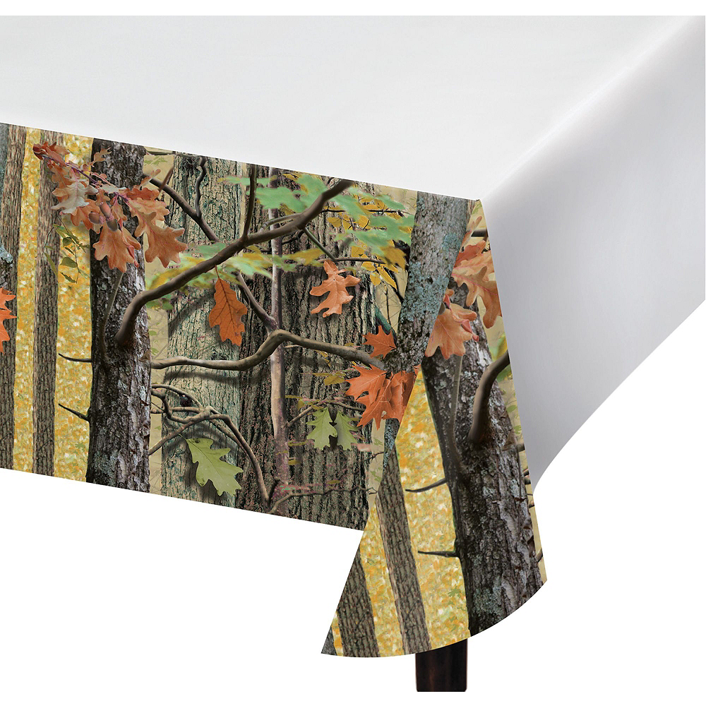 Hunting Camo Tableware Party Kit for 16 Guests Image #7