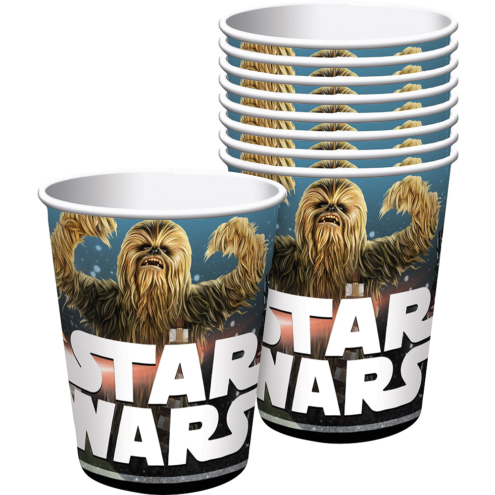 Star Wars Tableware Party Kit for 16 Guests Image #5