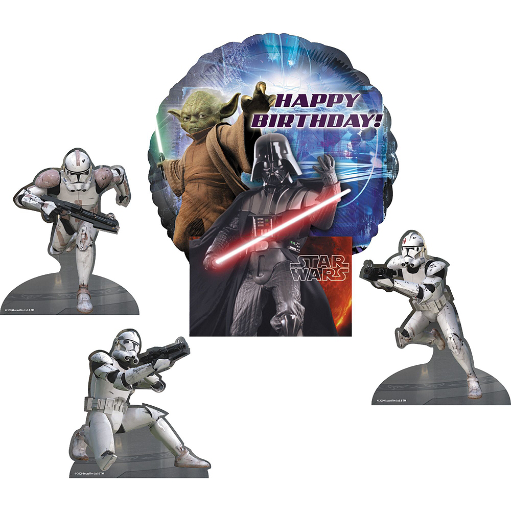Star Wars Tableware Party Kit for 24 Guests Image #10