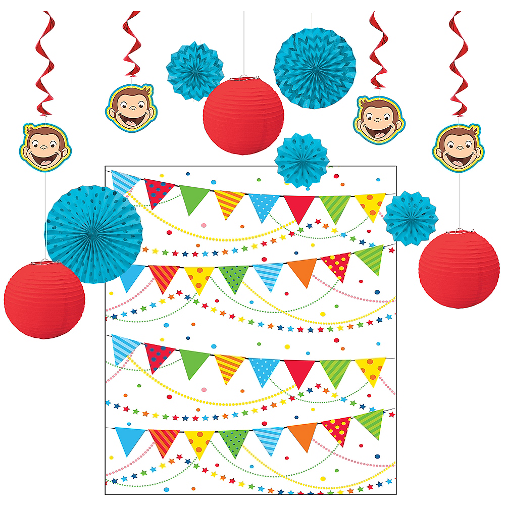 Curious George Decorating Kit | Party City