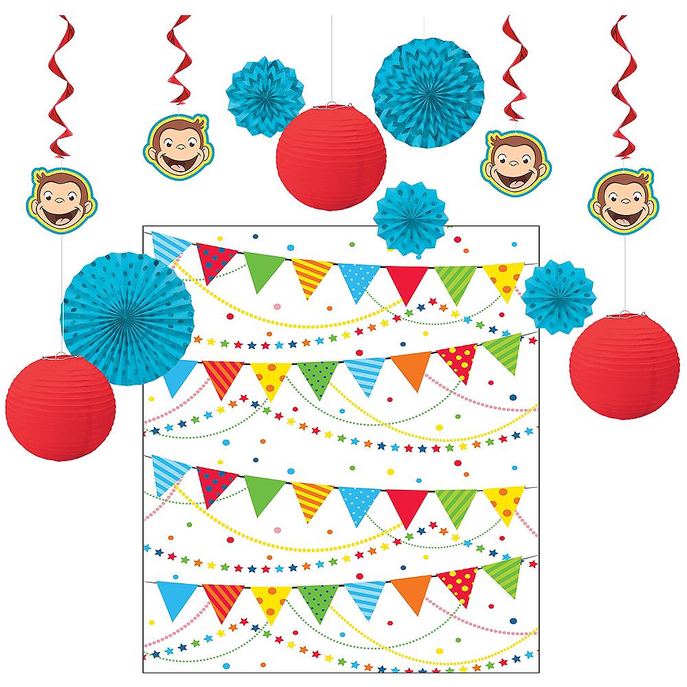 Curious George Decorating Kit Image #1