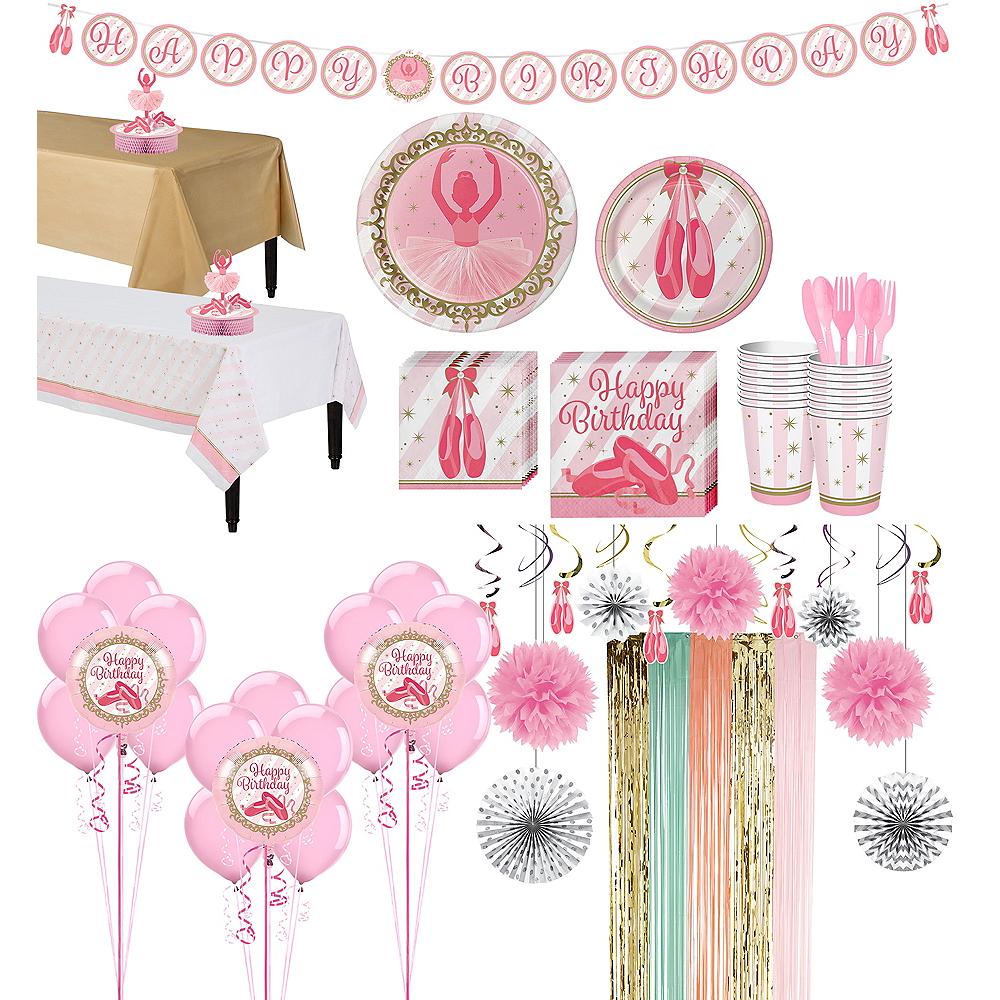 Ballerina Tableware Ultimate Kit for 16 Guests Image #1