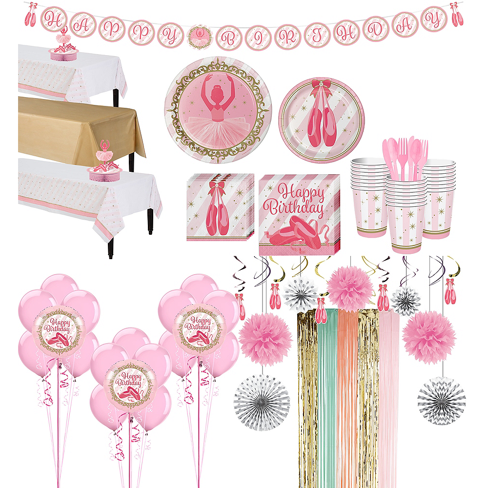 Ballerina Tableware Ultimate Kit for 24 Guests Image #1