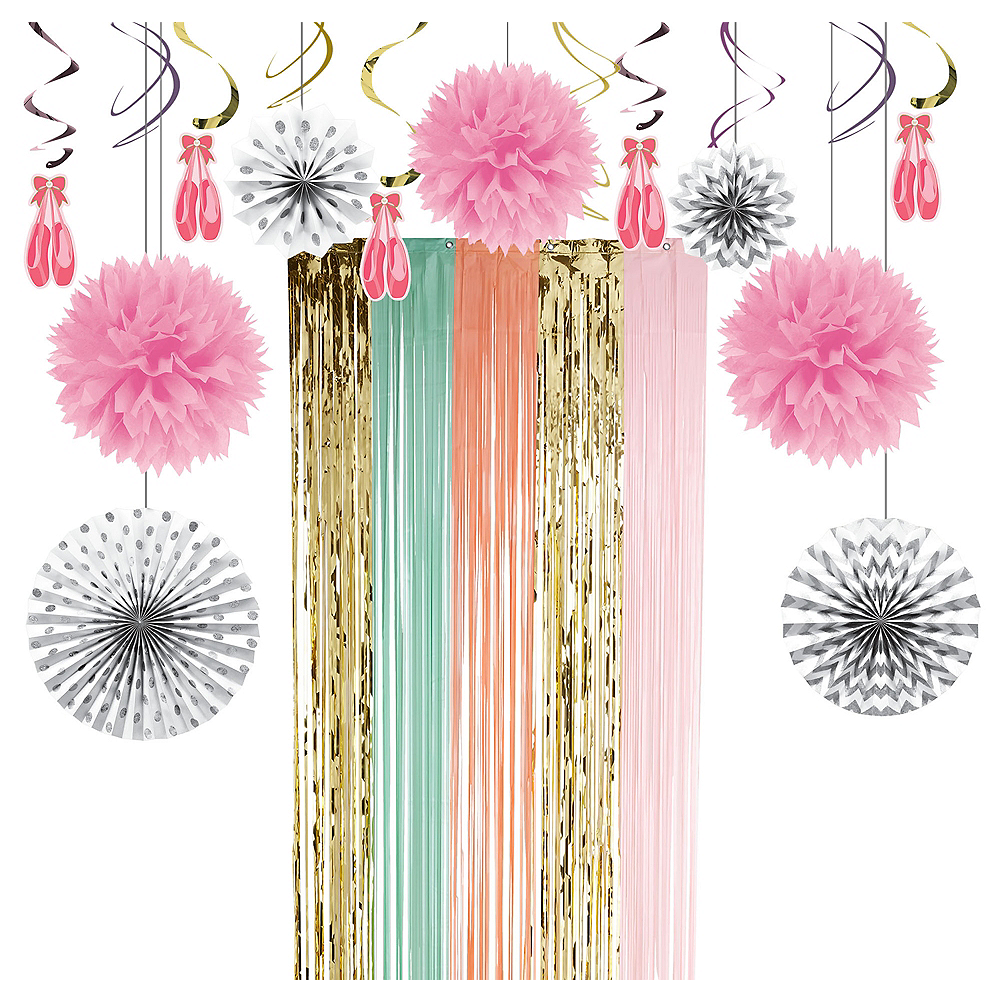Ballerina Decoration Kit Image #1