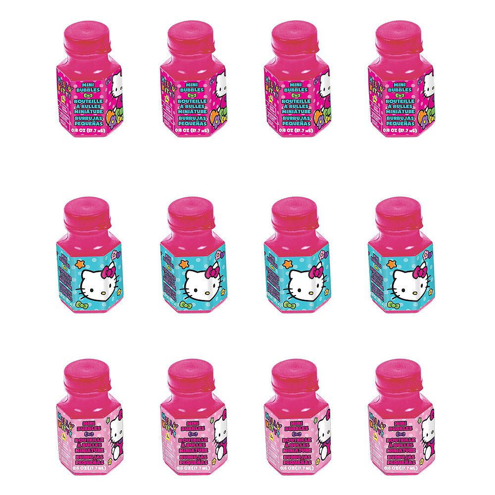 Rainbow Hello Kitty Accessories Kit Image #4
