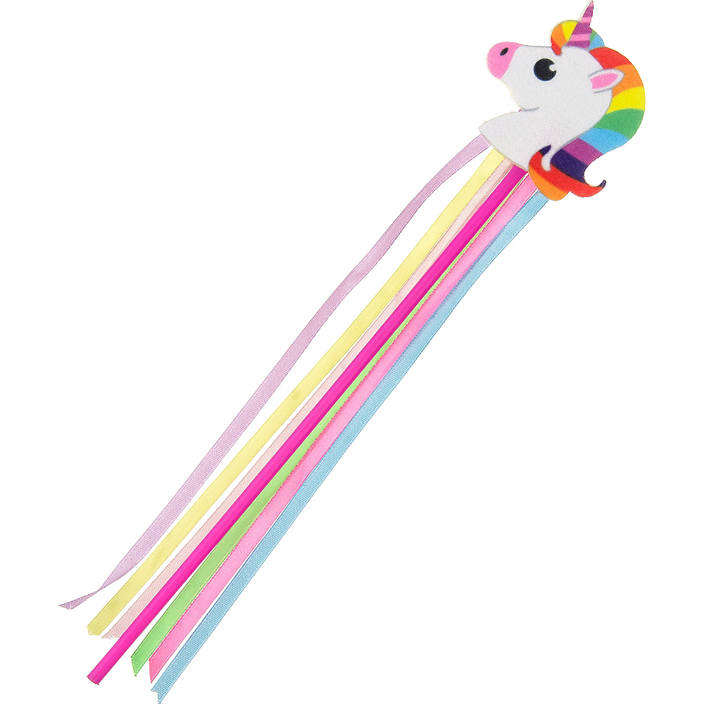 Rainbow Unicorn Wand Image #1