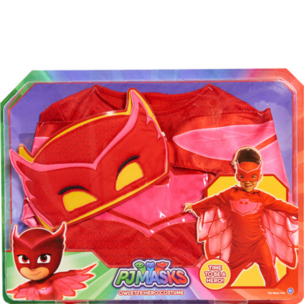 Child Owlette Costume - PJ Masks Image #2