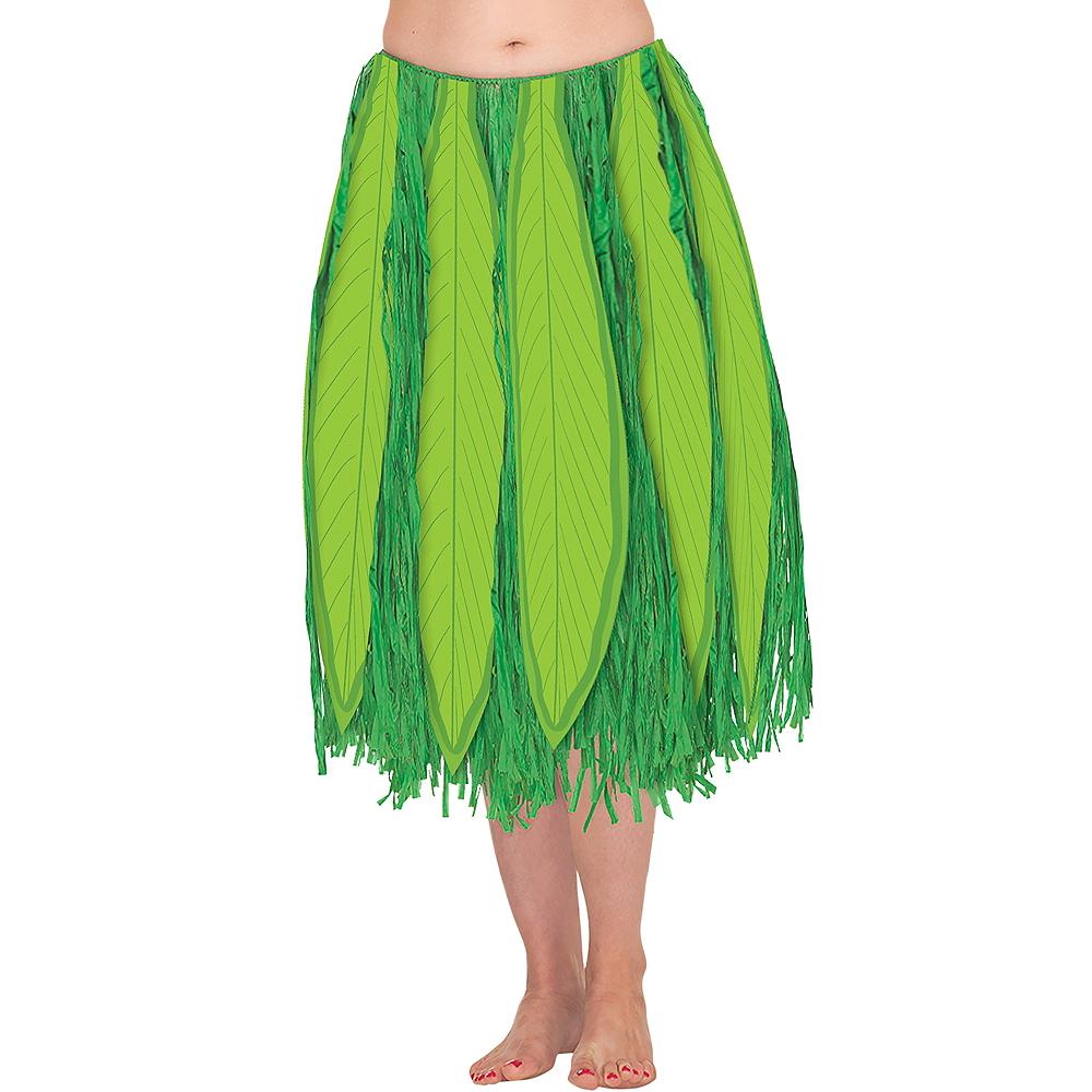 Adult Palm Leaf Skirt Image #1