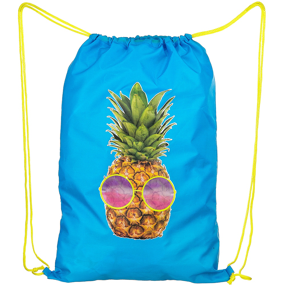 Pineapple Drawstring Backpack Image #1
