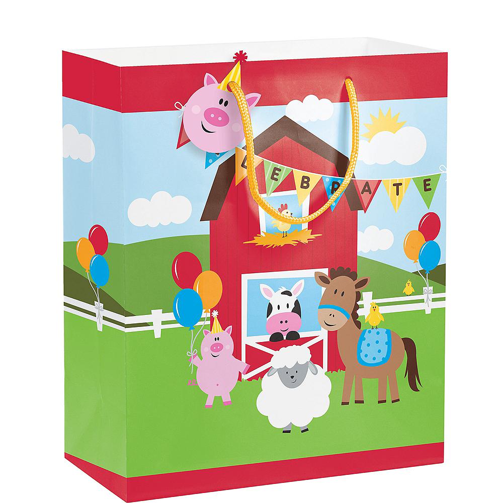 Farmhouse Fun Gift Bag Image #1