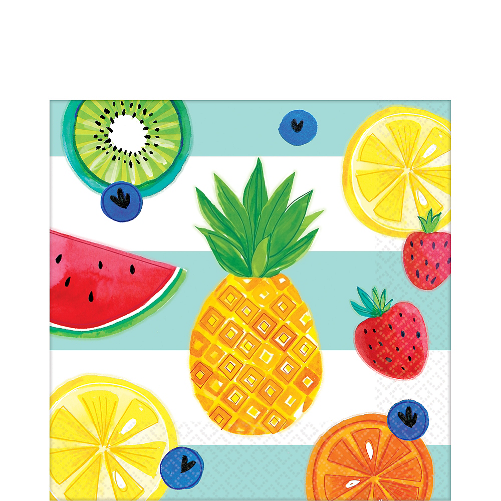 Hello Summer Lunch Napkins 16ct Image #1