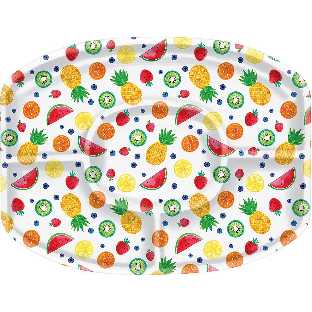 Hello Summer Sectional Platter Image #1