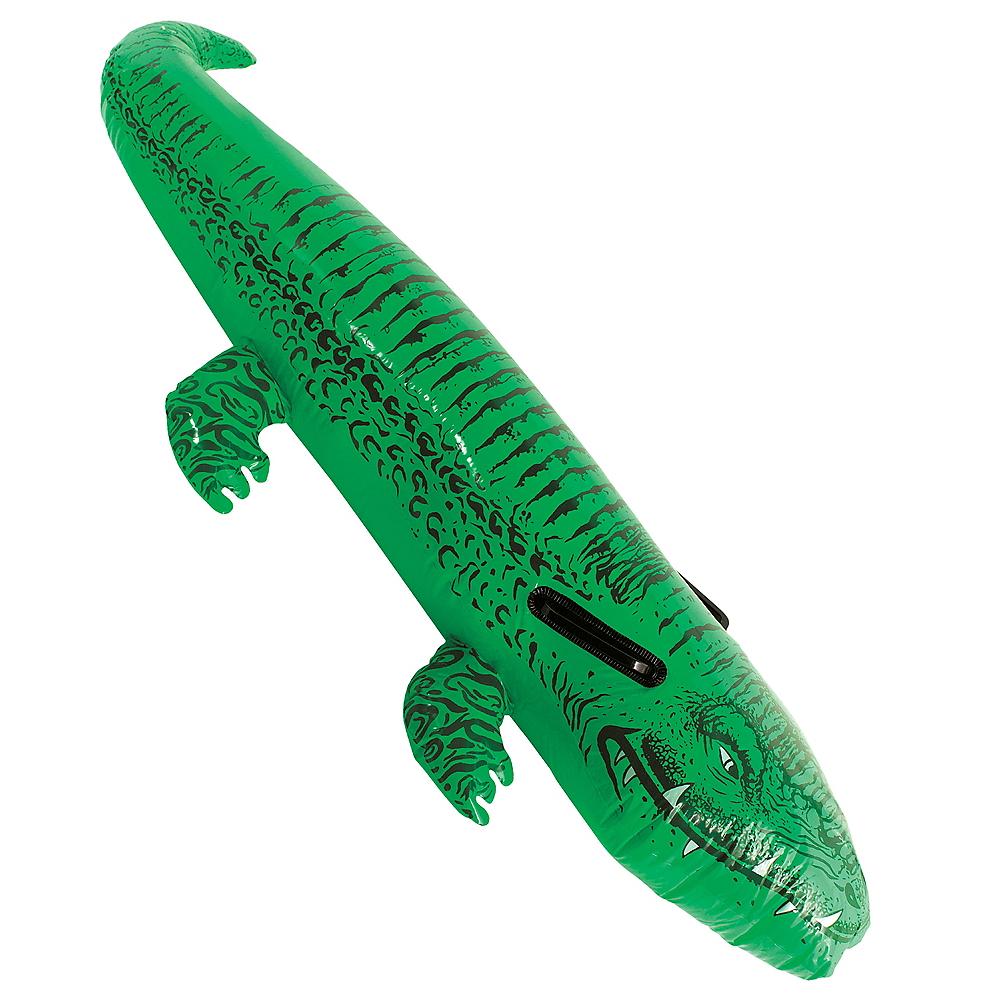 Alligator Pool Float Image #1