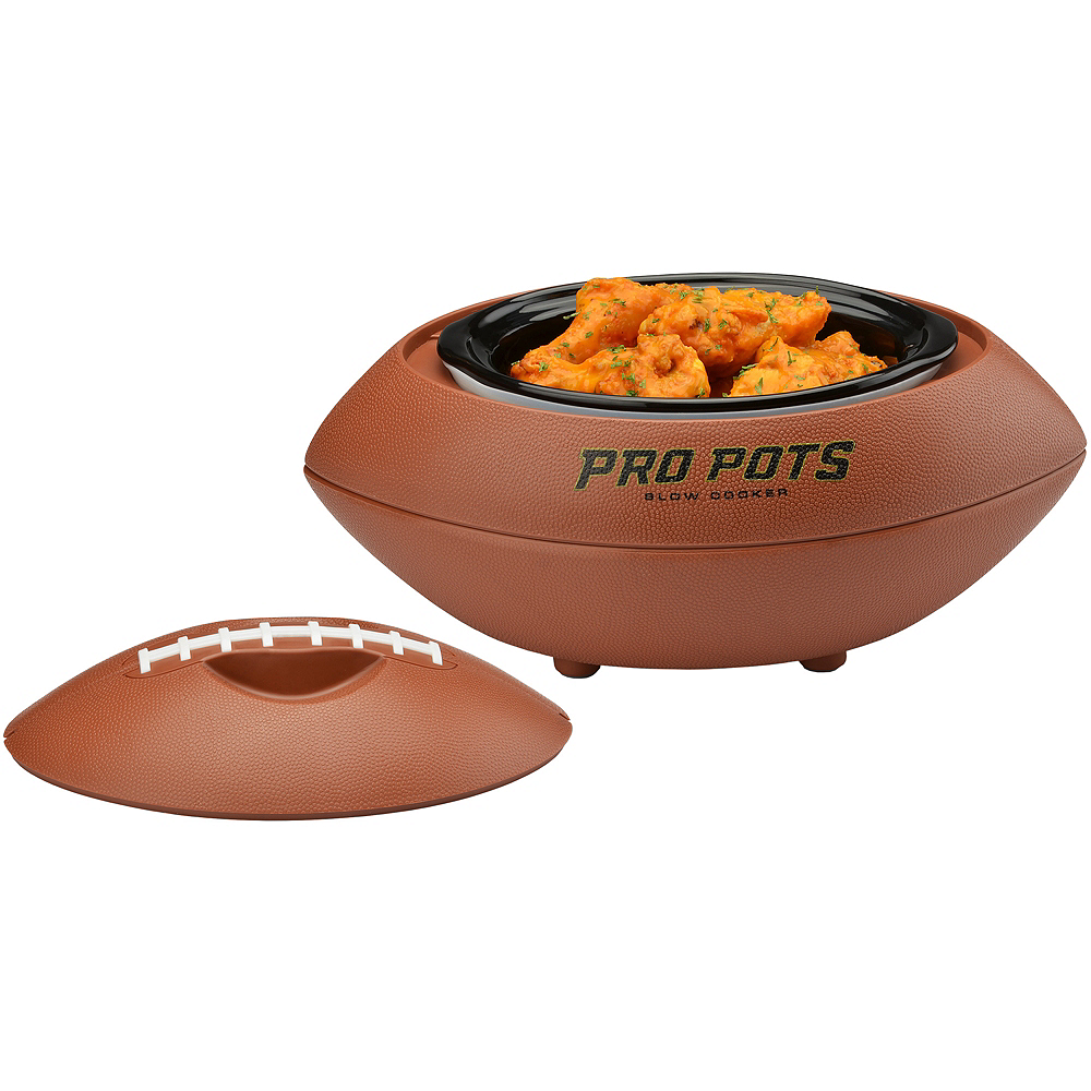 Football Slow Cooker Image #1