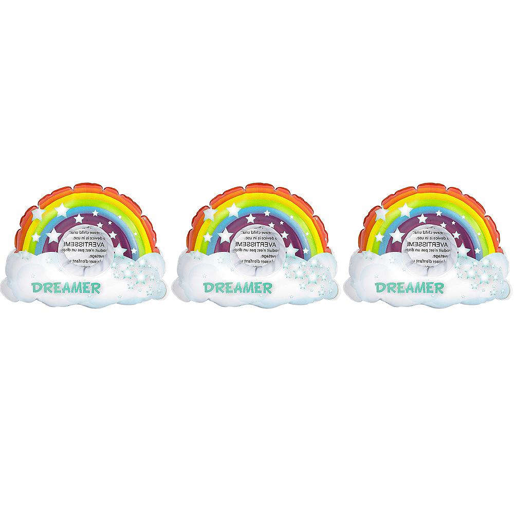 Rainbow Drink Floats 3ct Image #1