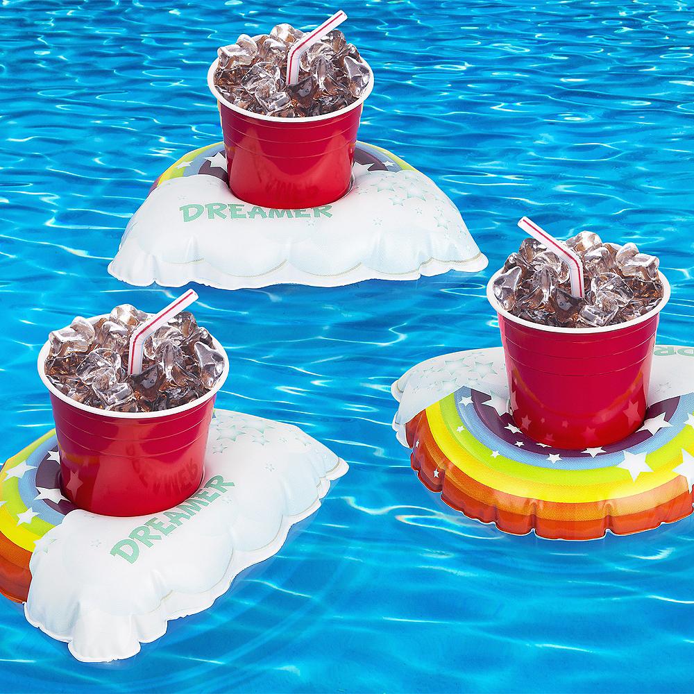 Rainbow Drink Floats 3ct Image #2