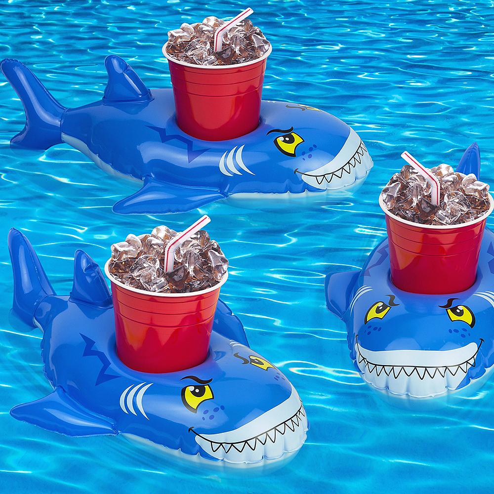 Shark Drink Floats 3ct Image #2