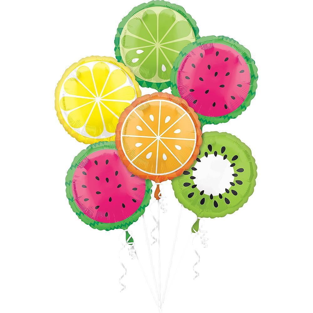 Fruit Balloons 6ct Image #1