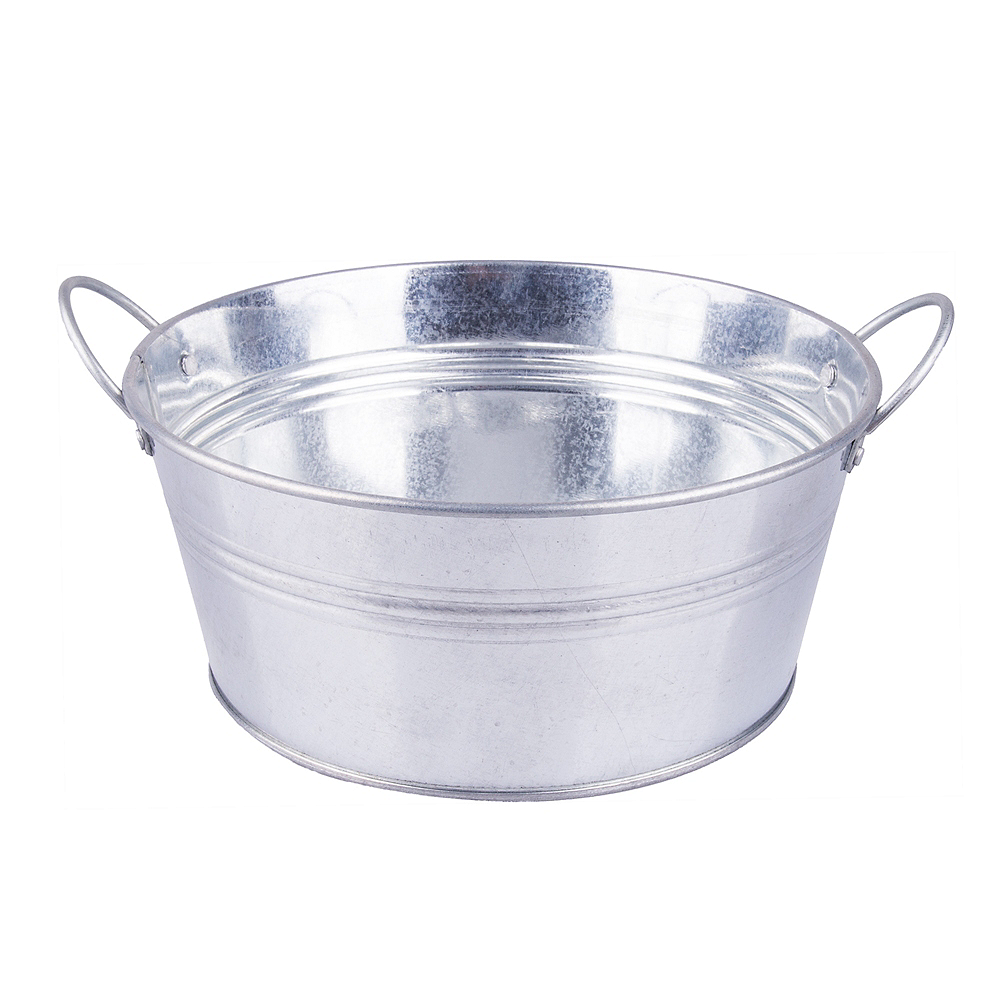 Small Metal Party Tub Image #1