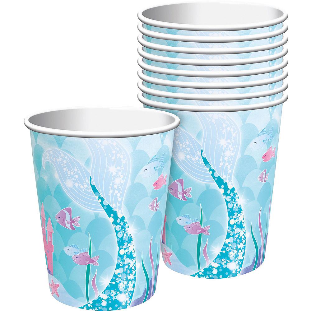 Mermaid Tableware Ultimate Kit for 24 Guests Image #6