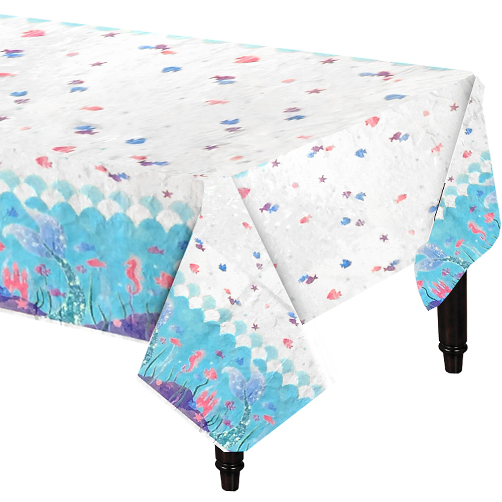 Mermaid Table Cover Image #1