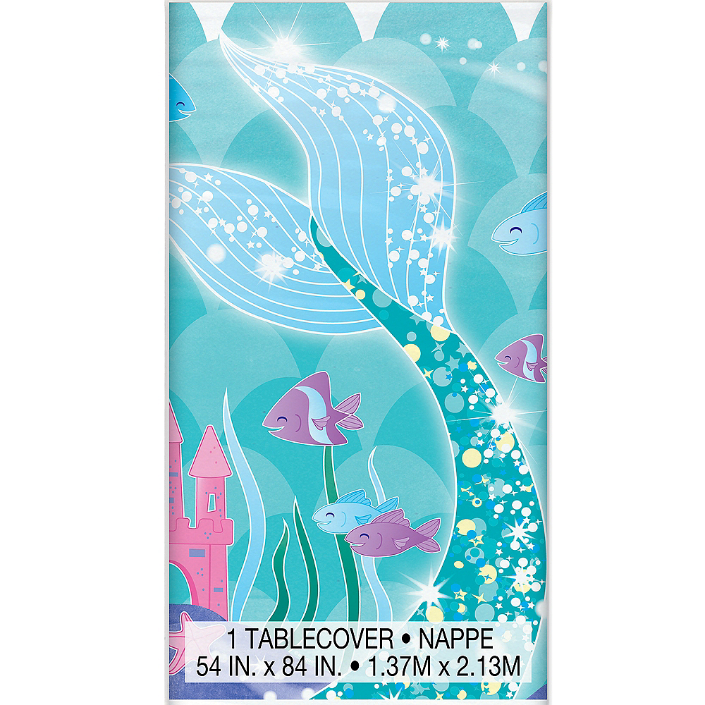 Mermaid Table Cover Image #2