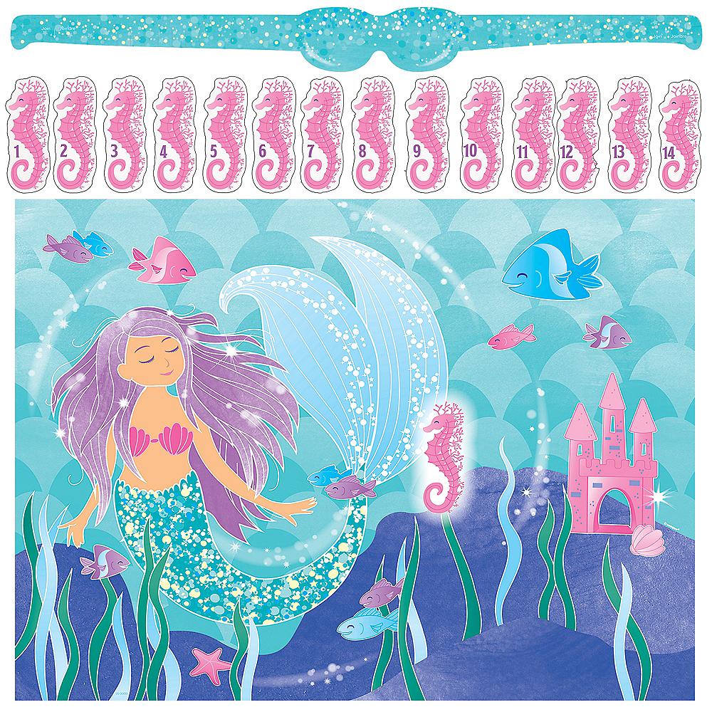 Mermaid Party Game Image #1