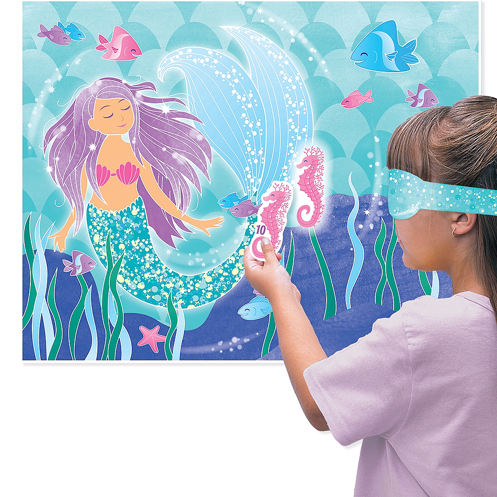 Mermaid Party Game Image #2