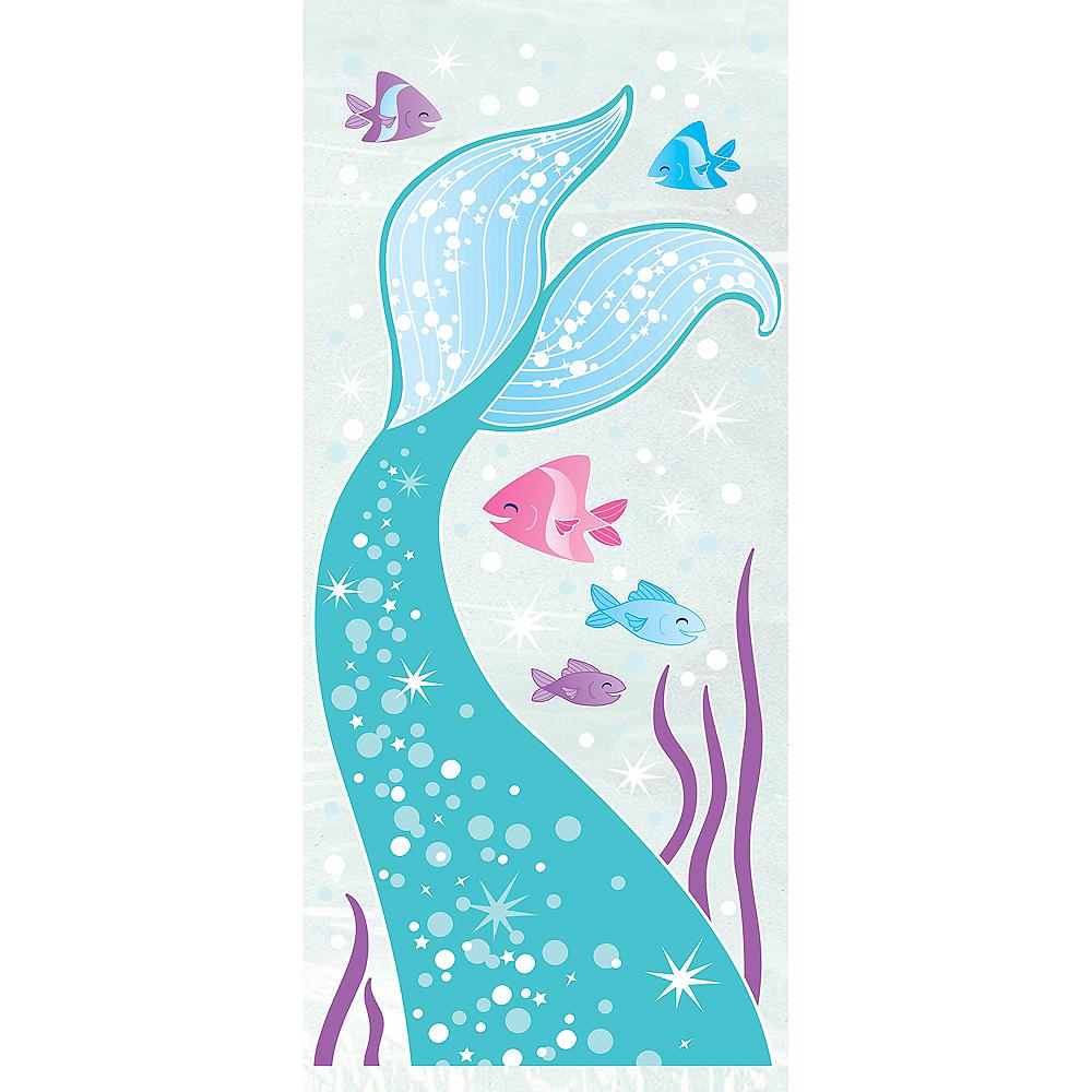 Mermaid Favor Bags 20ct Image #1
