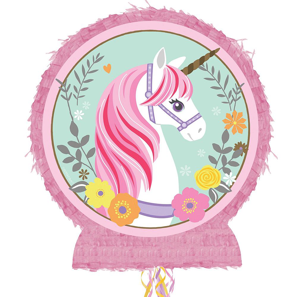 Magical Unicorn Pinata Kit with Favors Image #5