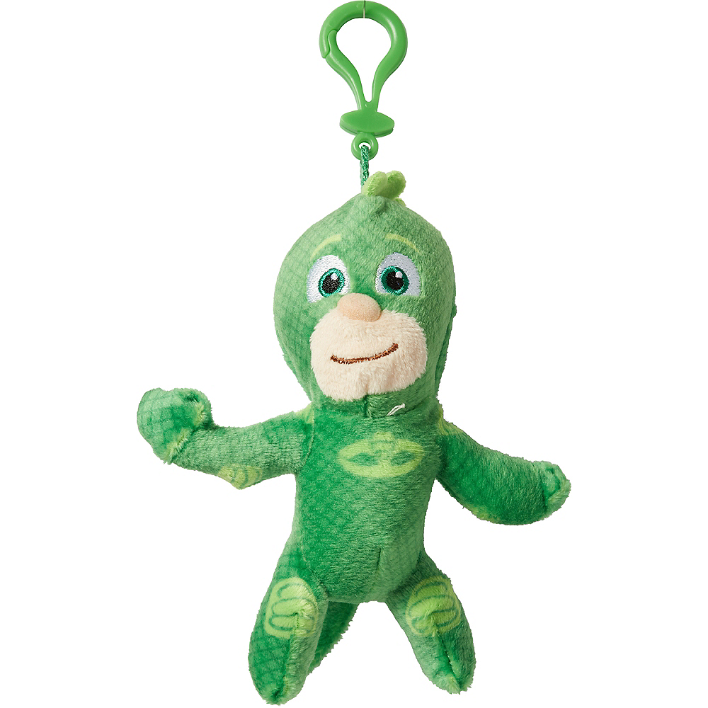 Clip-On Gekko Plush - PJ Masks Image #1