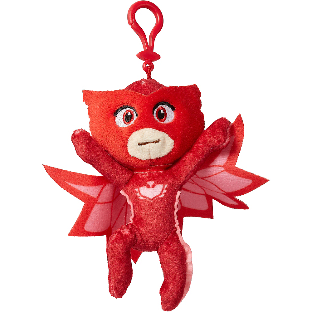 Clip-On Owlette Plush - PJ Masks Image #1