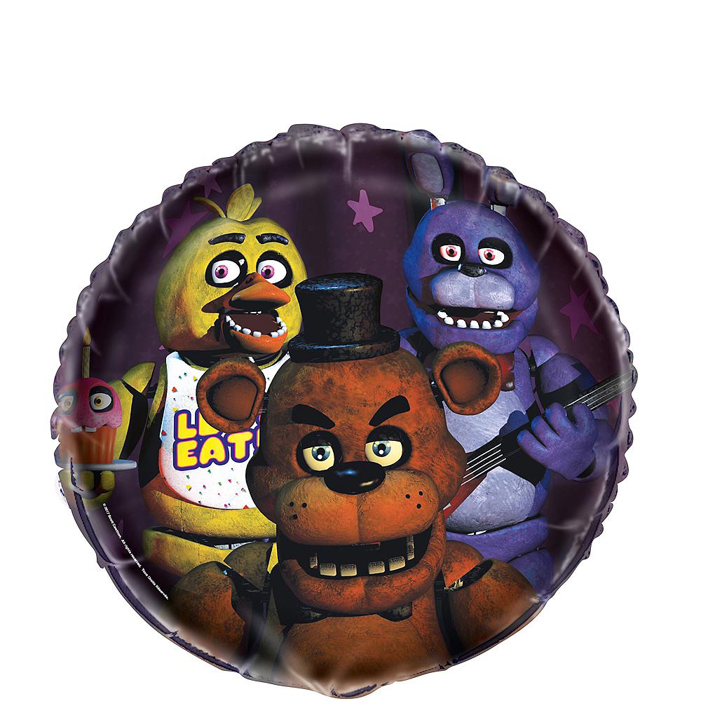 Chica, Bonnie & Freddy Fazbear Balloon - Five Nights At Freddy's Image #1