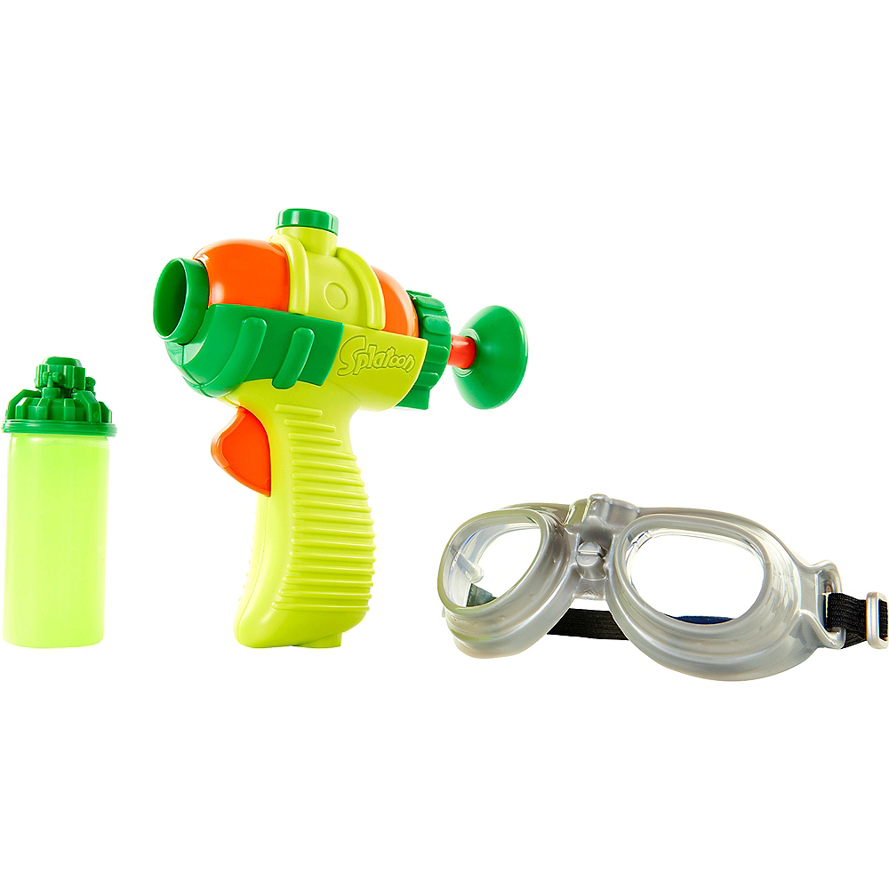 Splattershot Mini Blaster 3pc - Splatoon Image #1
