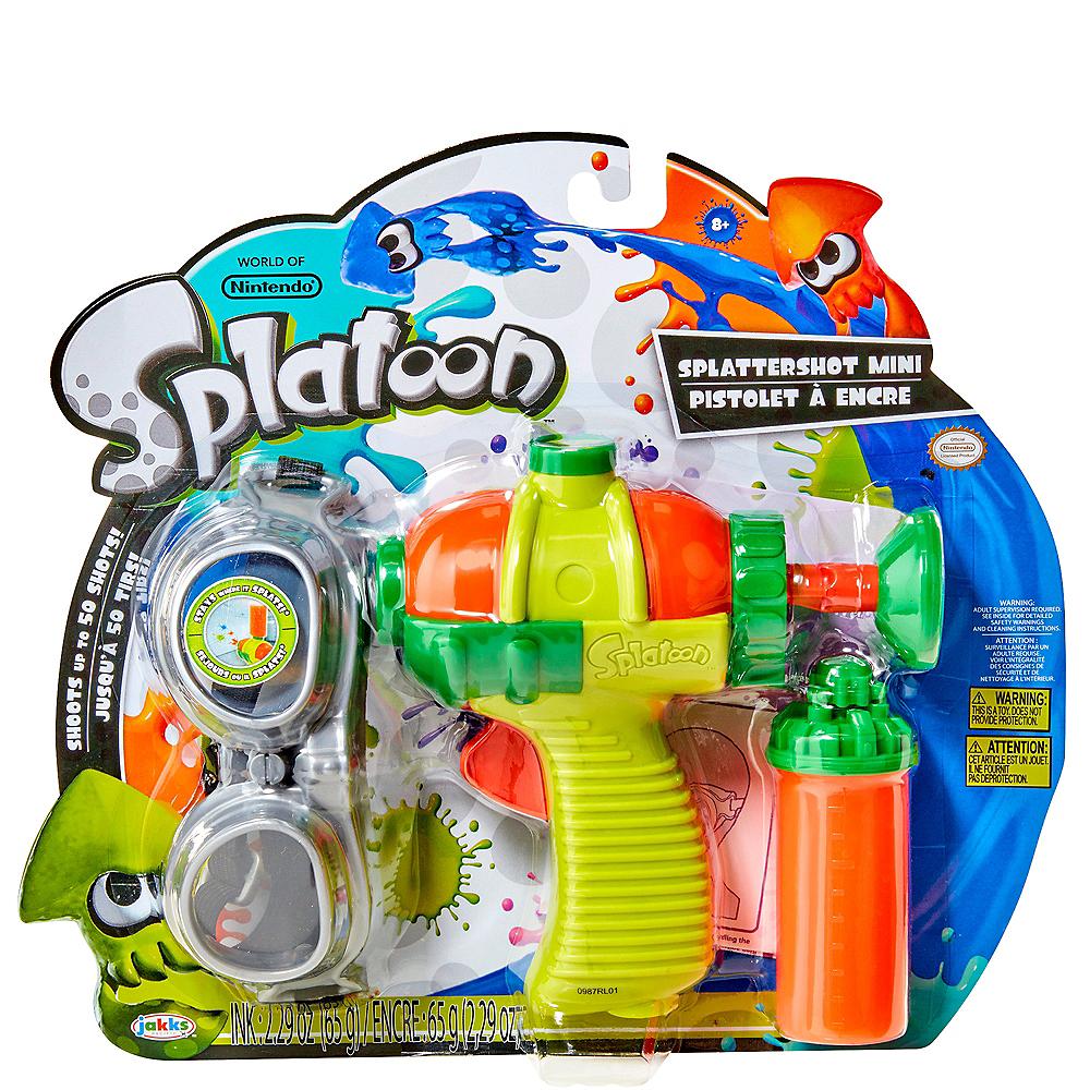 Splattershot Mini Blaster 3pc - Splatoon Image #4