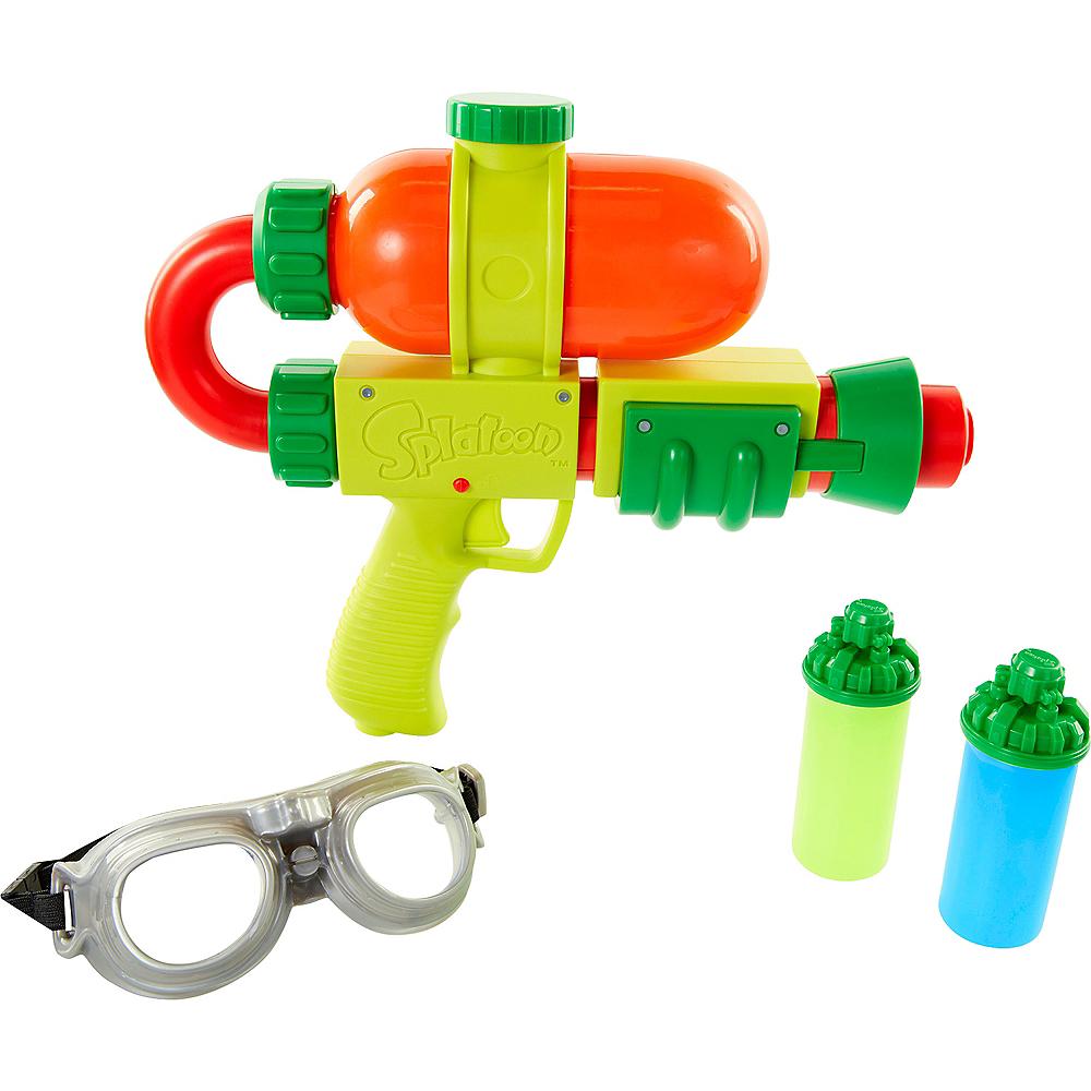 splattershot blaster 4pc splatoon party city