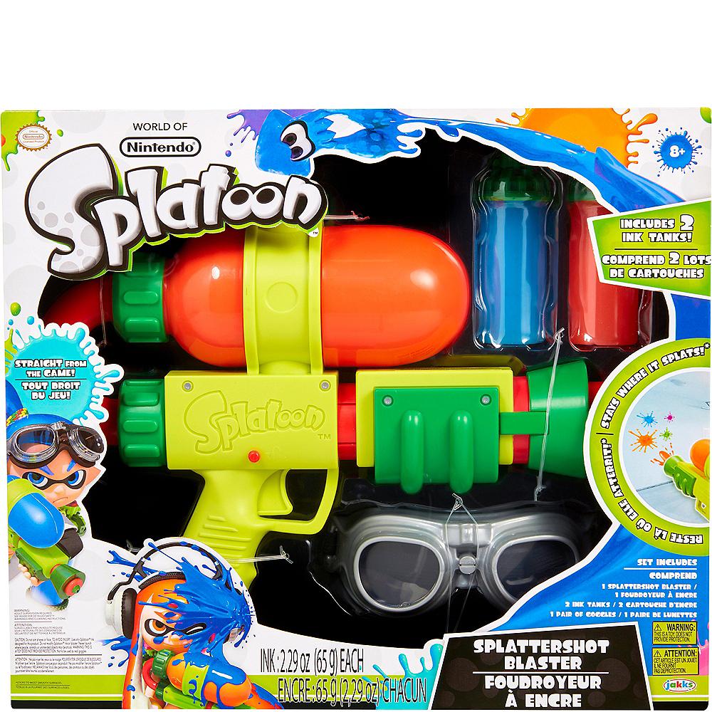 Splattershot Blaster 4pc - Splatoon Image #2