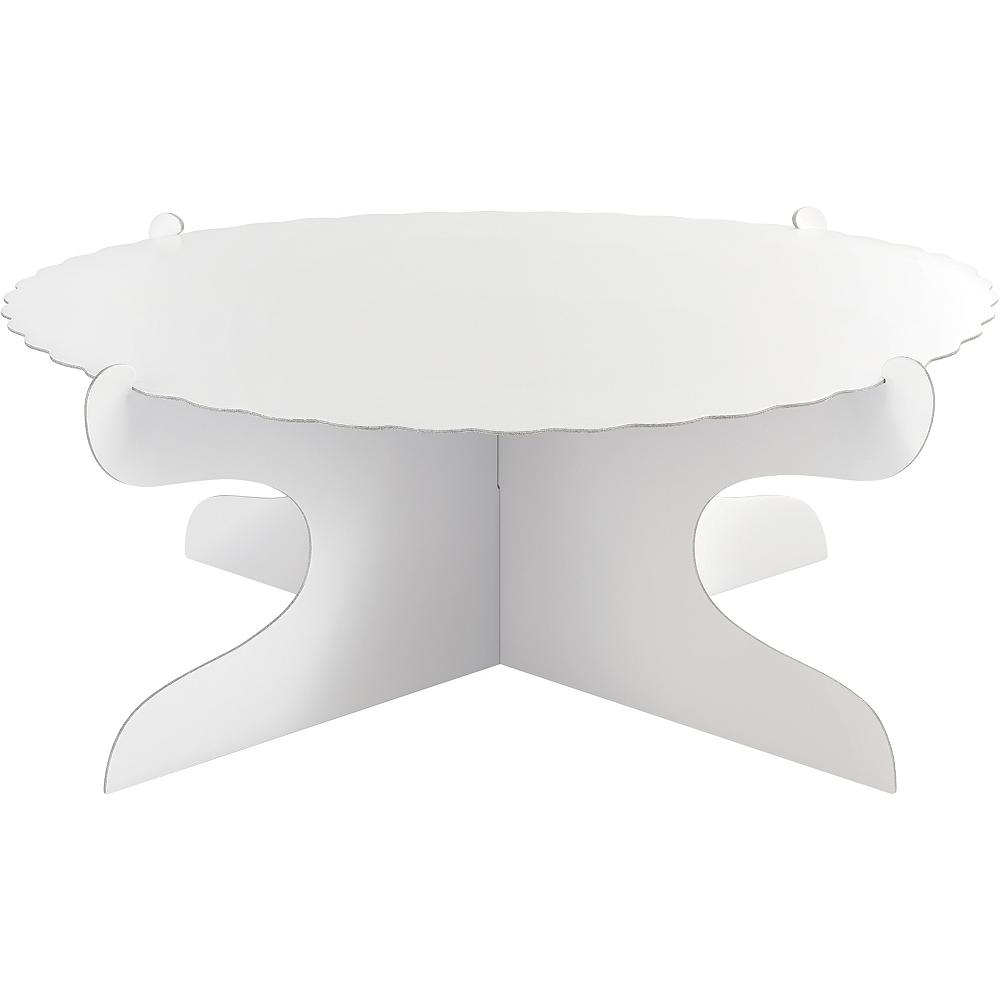 White Cake Stand Image #1