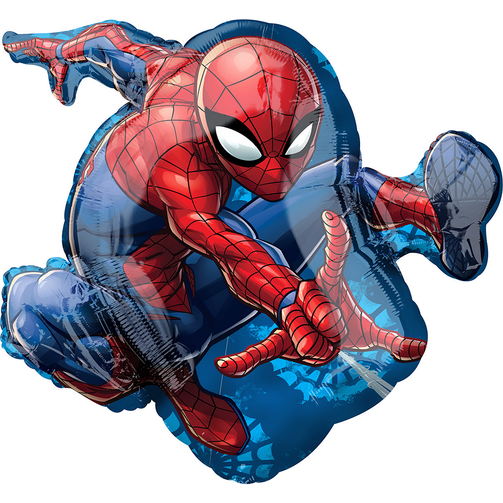 Giant Spider-Man Balloon 29in Image #1