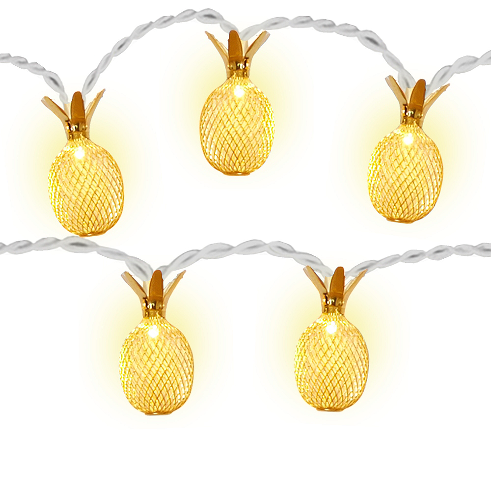 Pineapple LED String Lights Image #1