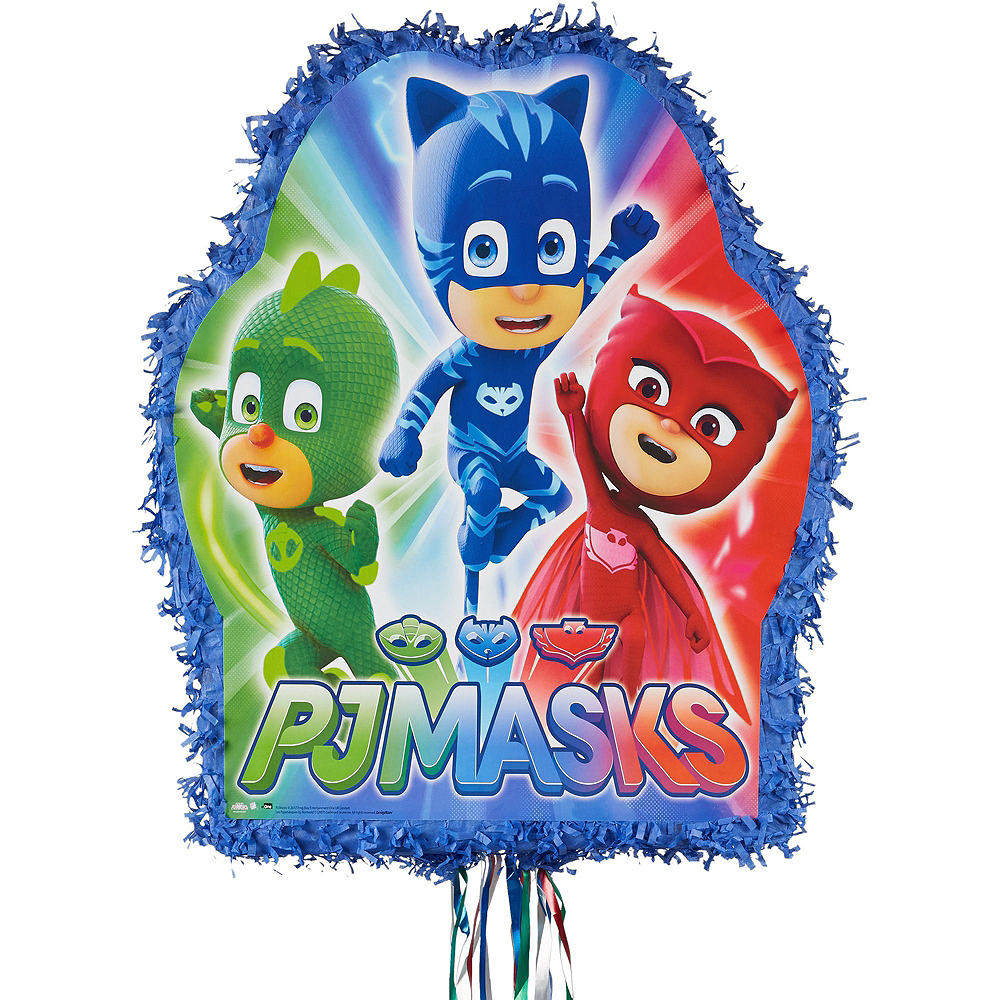 PJ Masks Pinata Kit with Candy & Favors Image #5