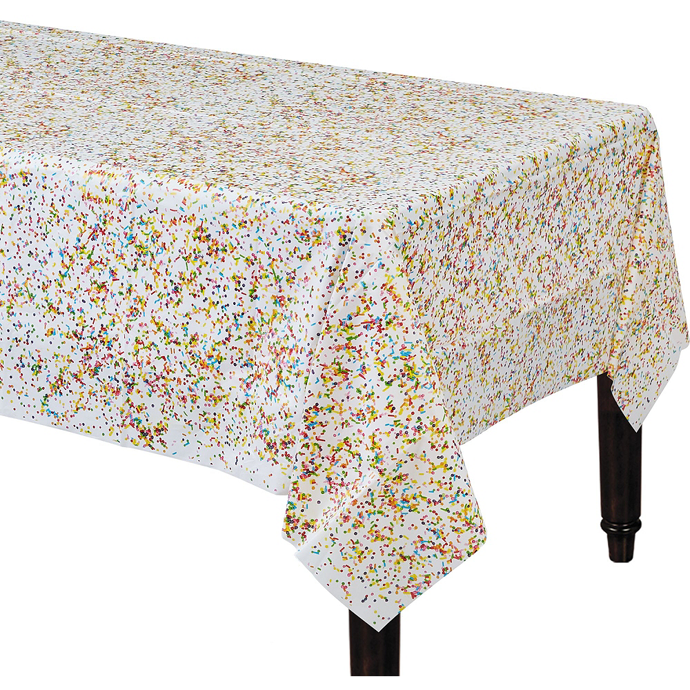 Rainbow Sprinkles Tableware Kit for 16 Guests Image #6