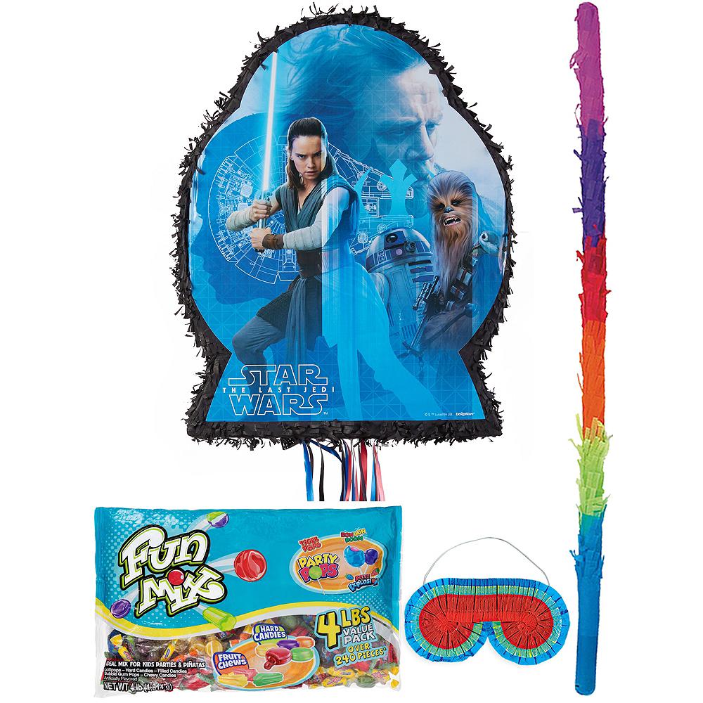 Star Wars 8 The Last Jedi Pinata Kit Image #1
